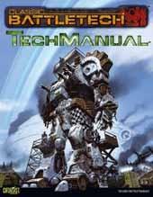 BattleTech: Tech Manual Vintage Cover