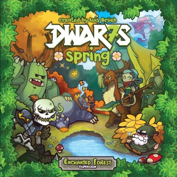 Dwar7s Spring: Enchanted Forest [Expansion]