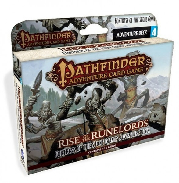 Pathfinder Adventure Card Game: Fortress of the Stone Giants Adventure Deck