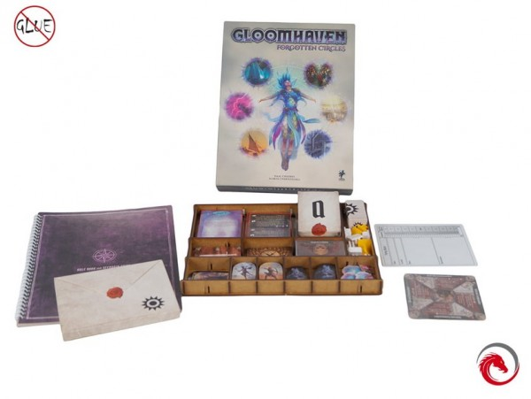 Mini Insert: Gloomhaven Forgotten Circle