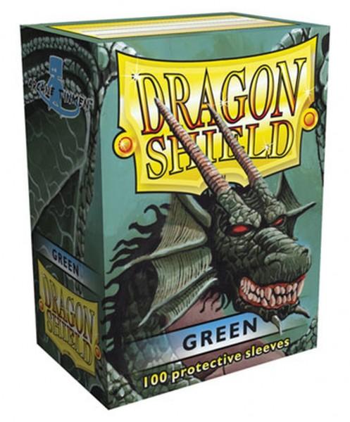 Dragon Shield: Green (100)