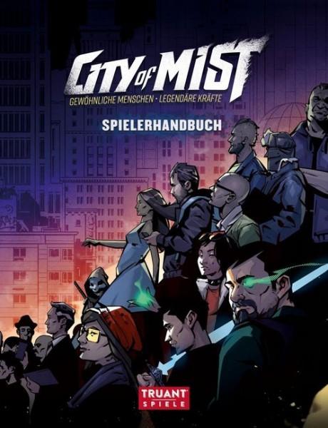 City of Mist - Spielerhandbuch