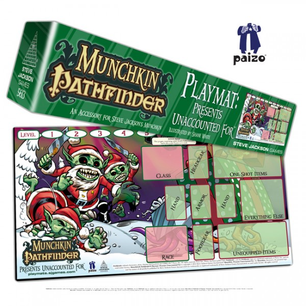 Munchkin Playmat: Pathfinder unaccounted for