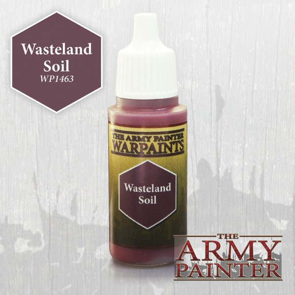 Army Painter Paint: Wasteland Soil