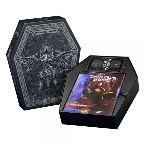 D&D RPG Box Set Curse of Strahd: Revamped