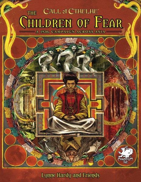 Cthulhu: The Children of Fear (HC)