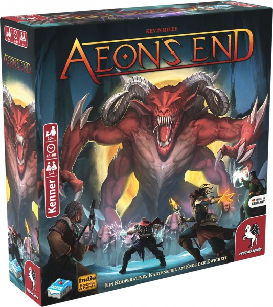 Aeon's End (Frosted Games)