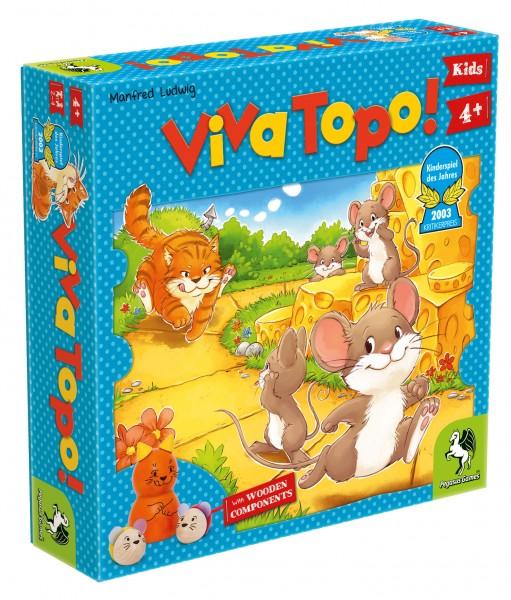 Viva Topo *englische Ausgabe*