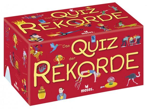 Das Quiz der Rekorde