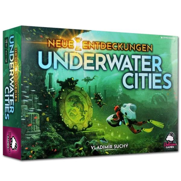 Underwater Cities: Neue Entdeckungen [Erweiterung]
